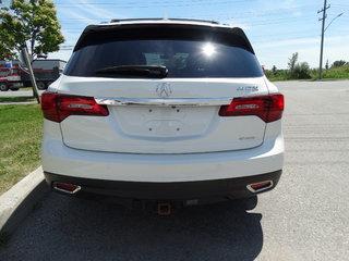 2016 Acura MDX 2016 Acura MDX - SH-AWD 4dr Elite Pkg