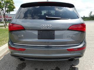 Audi Q5 2015 Audi Q5 - quattro 4dr 3.0T Technik 2015