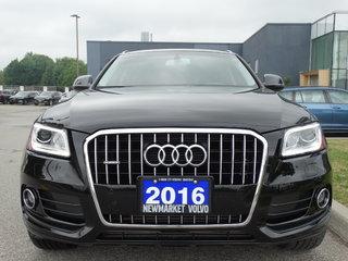 2016 Audi Q5 2016 Audi Q5 - quattro 4dr 3.0L TDI Technik