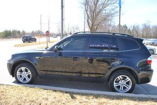2006 BMW X3 3.0i X-Drive