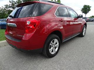 2013 Chevrolet Equinox 2013 Chevrolet Equinox - AWD 4dr LT w-1LT