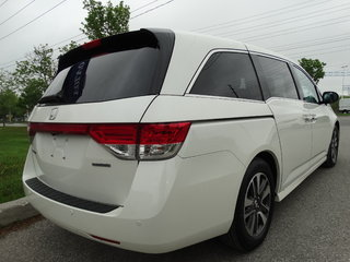 2015 Honda Odyssey Touring   Low KM   Clean CarFaxx   1 Owner