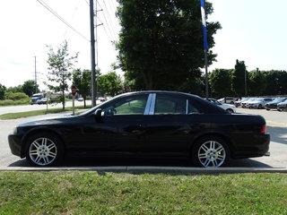 2003 Lincoln LS 2003 Lincoln LS - 4dr Sdn V6 Auto w-Premium Pkg