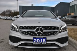 2018 Mercedes-Benz CLA-Class 4MATIC Clean Car