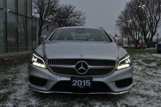 2015 Mercedes-Benz CLS-Class 400 4MATIC PREM. PKG SPORT PKG.