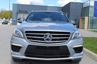 Mercedes-Benz M-Class ML63 AMG Low KM 4Matic 2014