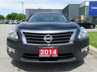 Nissan Altima 2014 Nissan Altima - 4dr Sdn I4 CVT 2.5 SV 2014