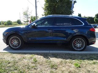 2012 Porsche Cayenne 2012 Porsche Cayenne - AWD 4dr Turbo