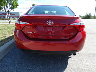 2014 Toyota Corolla 2014 Toyota Corolla - 4dr Sdn CVT S