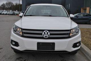 Volkswagen Tiguan 2.0 TSI Trendline Low KM 2013