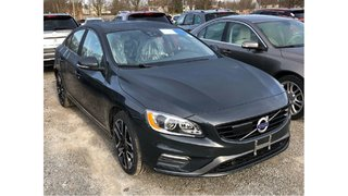 2018 Volvo S60 T5 Dynamic   AUTO SHOW CLEAR-OUT EVENT!