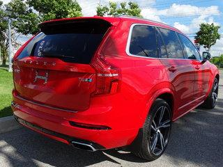 Volvo XC90 2017 Volvo XC90 - AWD 5dr T6 R-Design 7-Passenger 2017