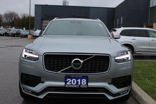 Volvo XC90 T6 R-Design 160KM Warranty Vision Climate Conv. 2018