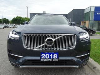 Volvo XC90 T6 Inscription 160KM Warranty Vision Conv. 2018