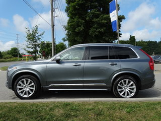 Volvo XC90 T6 Inscription 160KM Warranty Climate Vision Conv. 2018
