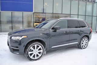 2018 Volvo XC90 T6 Inscription Vision Climate