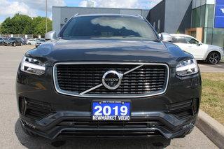 2019 Volvo XC90 2019 Volvo XC90 - T6 AWD R-Design