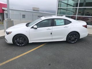 2020 Acura TLX 2.4L P-AWS w/Tech Pkg A-Spec Red