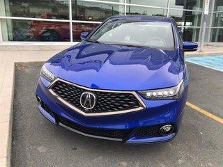 2020 Acura TLX 3.5L SH-AWD w/Elite Pkg A-Spec