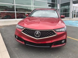 2020 Acura TLX 2.4L P-AWS w/Tech Pkg A-Spec