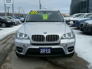 2012 BMW X5 5.0i TWIN TURBO V8 WITH 400 HORSE POWER