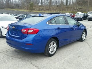 2017 Chevrolet Cruze LT-1.4L 4CYL TURBO-PWR & HEATED SEAT-BACKUP CAMERA