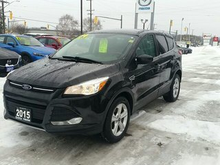 2015 Ford Escape SE-1.6L ECOBOOST-4WD-BACKUP CAMERA-HEATED SEATS