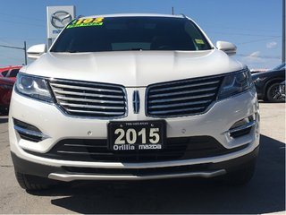 2015 Lincoln MKC-LOADED-LEATHER-SUNROOF-