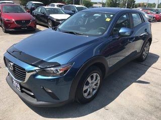 2018 Mazda CX3-AWD-ONE OWNER-ACCIDENT FREE- GX