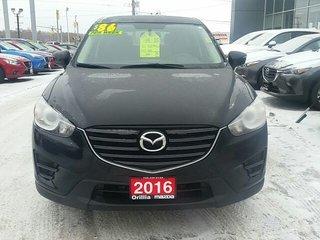 2016 Mazda CX-5 GX SKYACTIV-AWD-2.5l 185 HP-BLUETOOTH-CRUISE