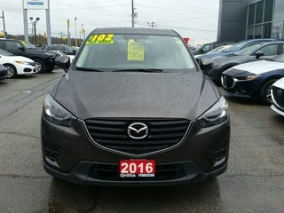 2016 Mazda CX-5 GT SKYACTIV-2.5L AWD-LEATHER-NAV-ROOF