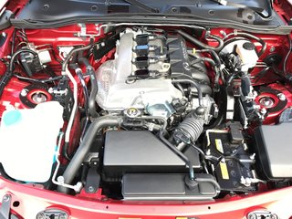 2018 Mazda MX 5 GT-LEATHER-HEATED SEATS
