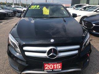 2015 Mercedes-Benz GLA250M-ONE OWNER-LEATHER SEATS-NAV- GLA 250