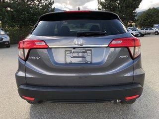 2019 Honda HR-V LX-HS 4WD