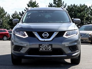 2016 Nissan Rogue S AWD CVT