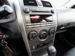 2011 Toyota Corolla 4-door Sedan XRS 5A