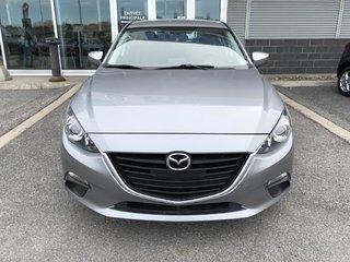 Mazda 3 Sport GS AUTO AIR MAGS CRUISE BLUETOOTH 2015