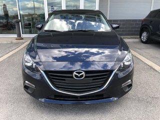 Mazda 3 Sport GS AUTO AIR MAGS CRUISE DÉMARREUR NAV 2016