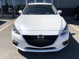 Mazda 3 GS AUTO AIR MAGS CRUISE BLUETOOTH 2015