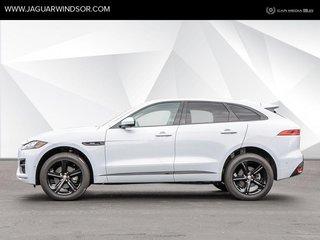 2017 Jaguar F-Pace - $356.17 B/W
