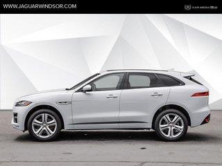 2017 Jaguar F-Pace - $353.02 B/W