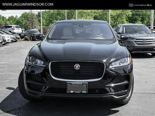 2018 Jaguar F-Pace - $343 B/W