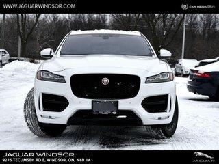 2019 Jaguar F-Pace - Black Package - $495.06 B/W