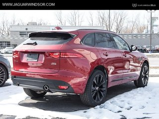 2019 Jaguar F-Pace - Black Package