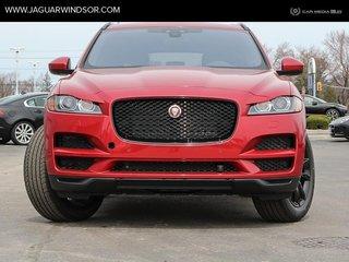 2019 Jaguar F-Pace - Black Package - $457.62 B/W