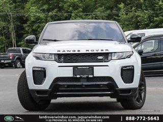 2018 Land Rover EVOQUE RANGE ROVER EVOQUE