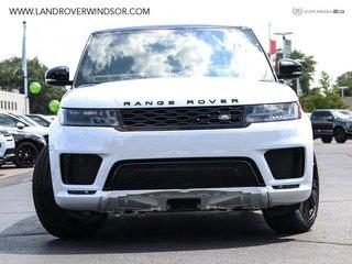 2019 Land Rover Range Rover Sport HST