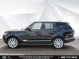 2016 Land Rover Range Rover FULL SIZE SC