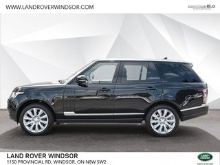 2016 Land Rover Range Rover ON THE LOT