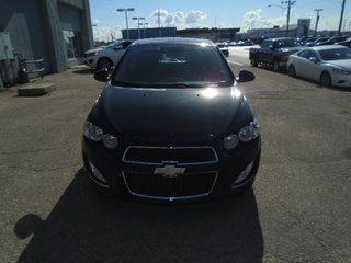 2014 Chevrolet Sonic RS